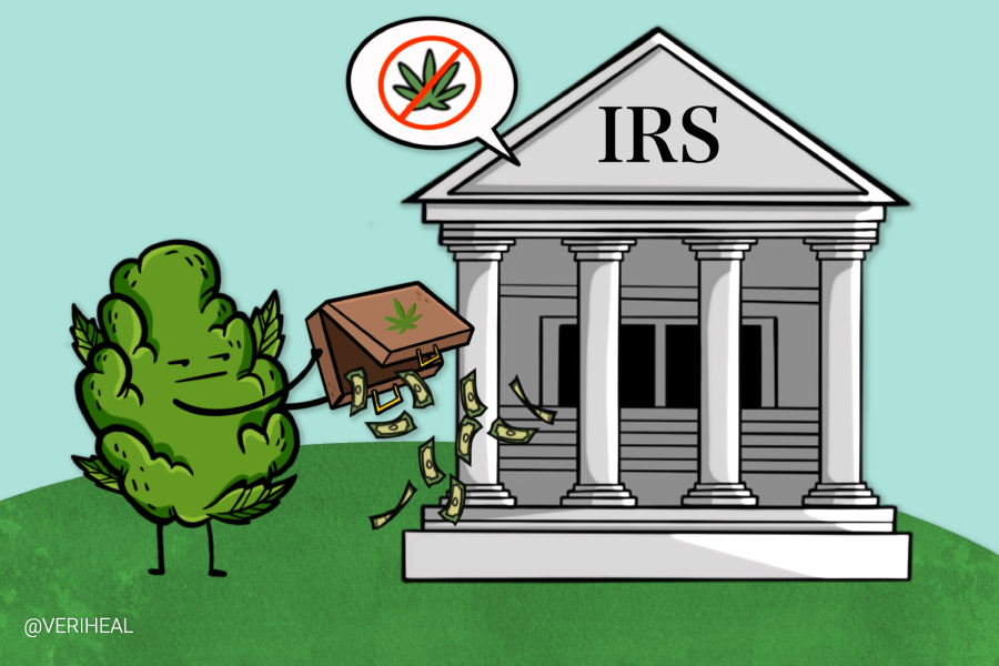 Cannabis is Federally Illegal But the IRS Will Still Collect Cannabis Taxes