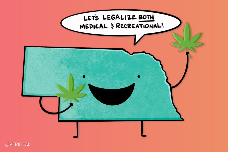 Nebraska Makes a Push for Medical and Recreational Legalization