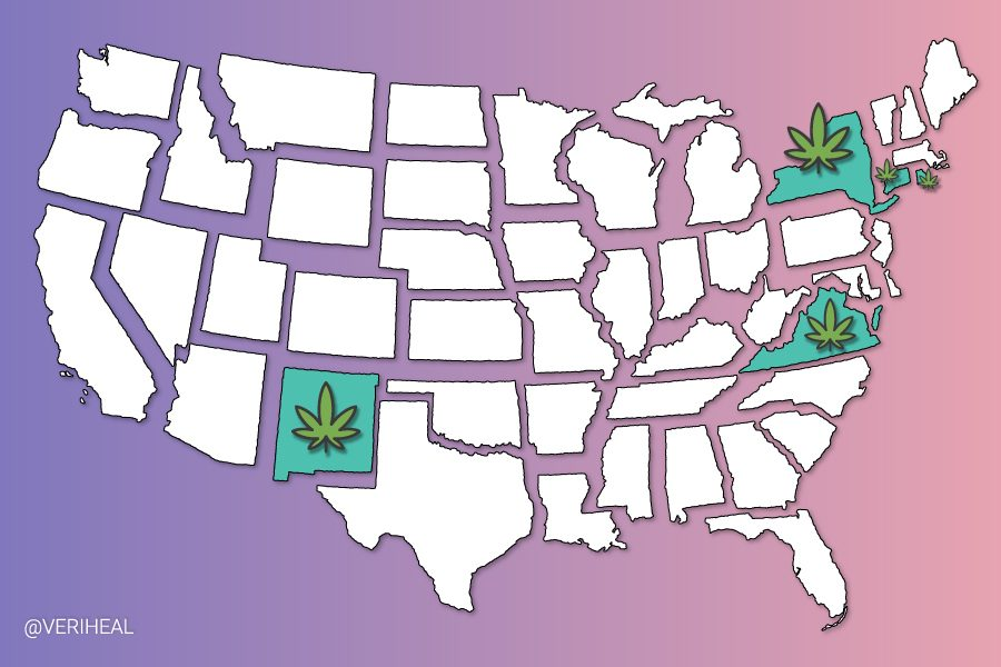 Which States Have Cannabis Reforms On Deck in the Coming Year?