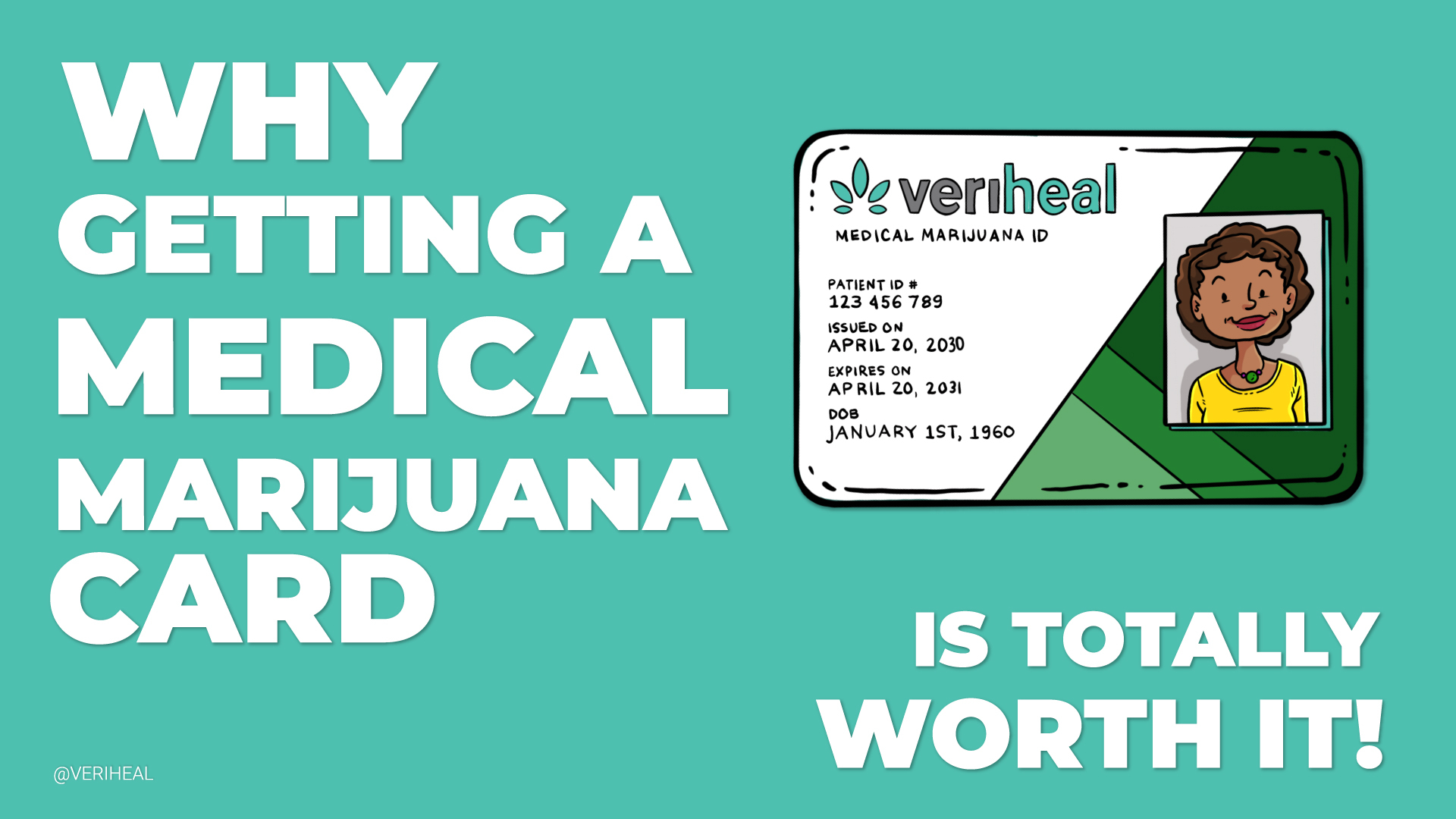 7 Benefits of Having a Medical Marijuana Card in a Rec State
