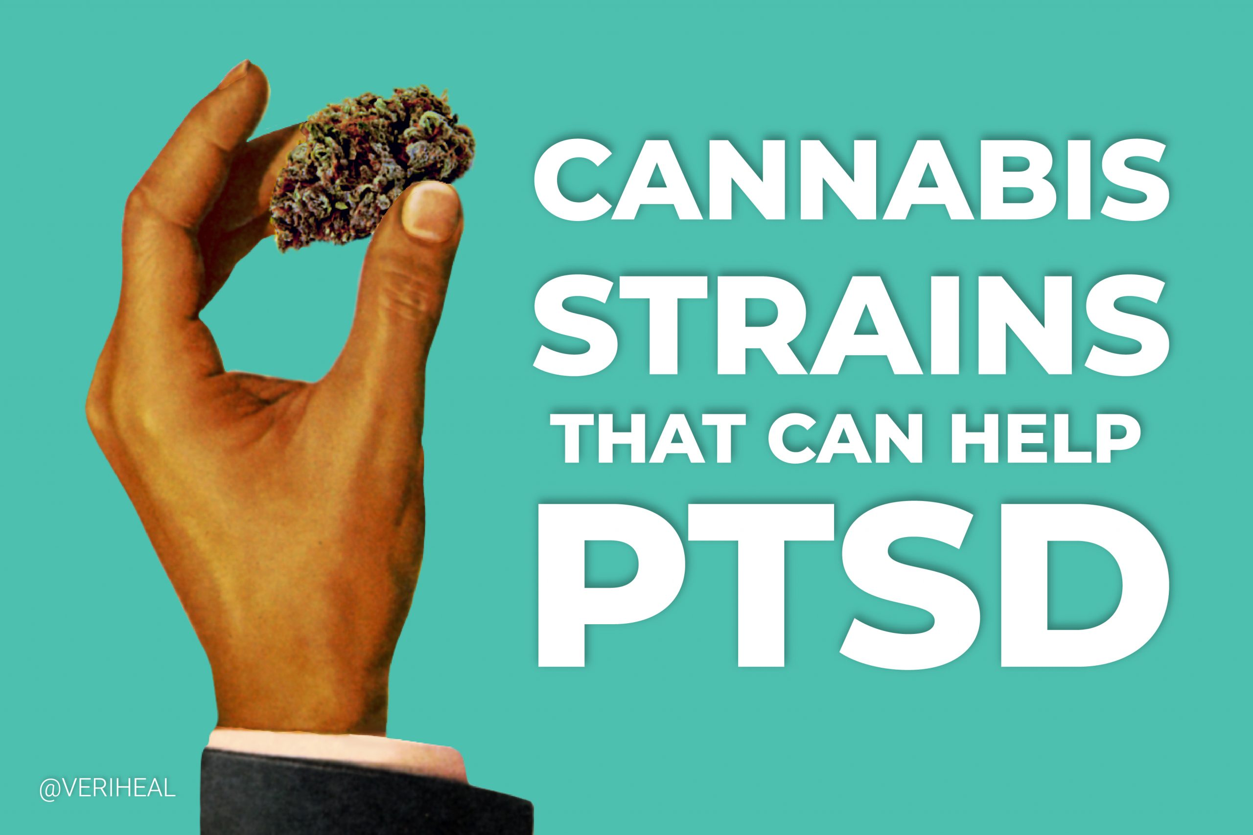 5 Preferred Cannabis Strains That Can Help With PTSD
