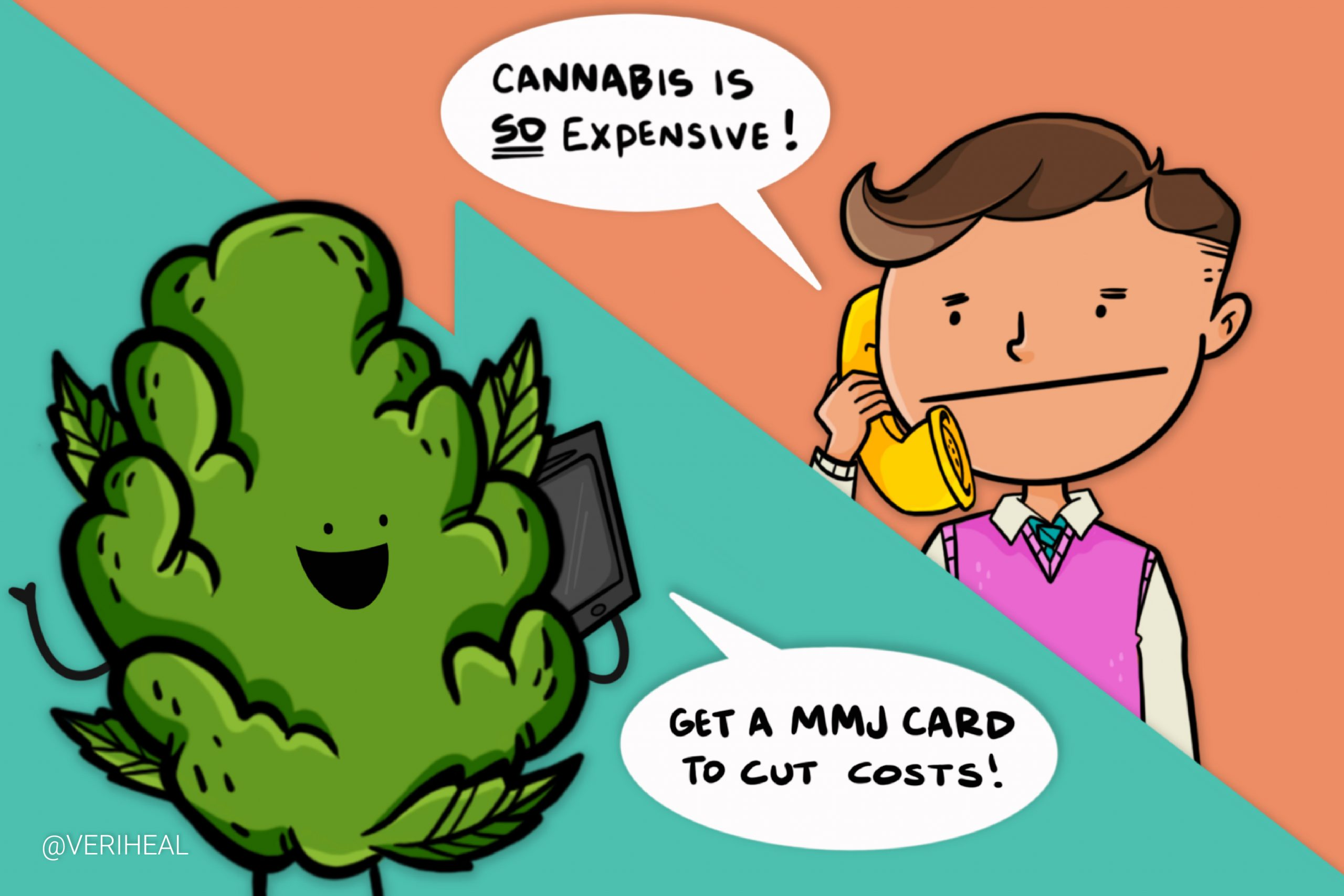 Medical Cannabis Prices Vary Widely Between States