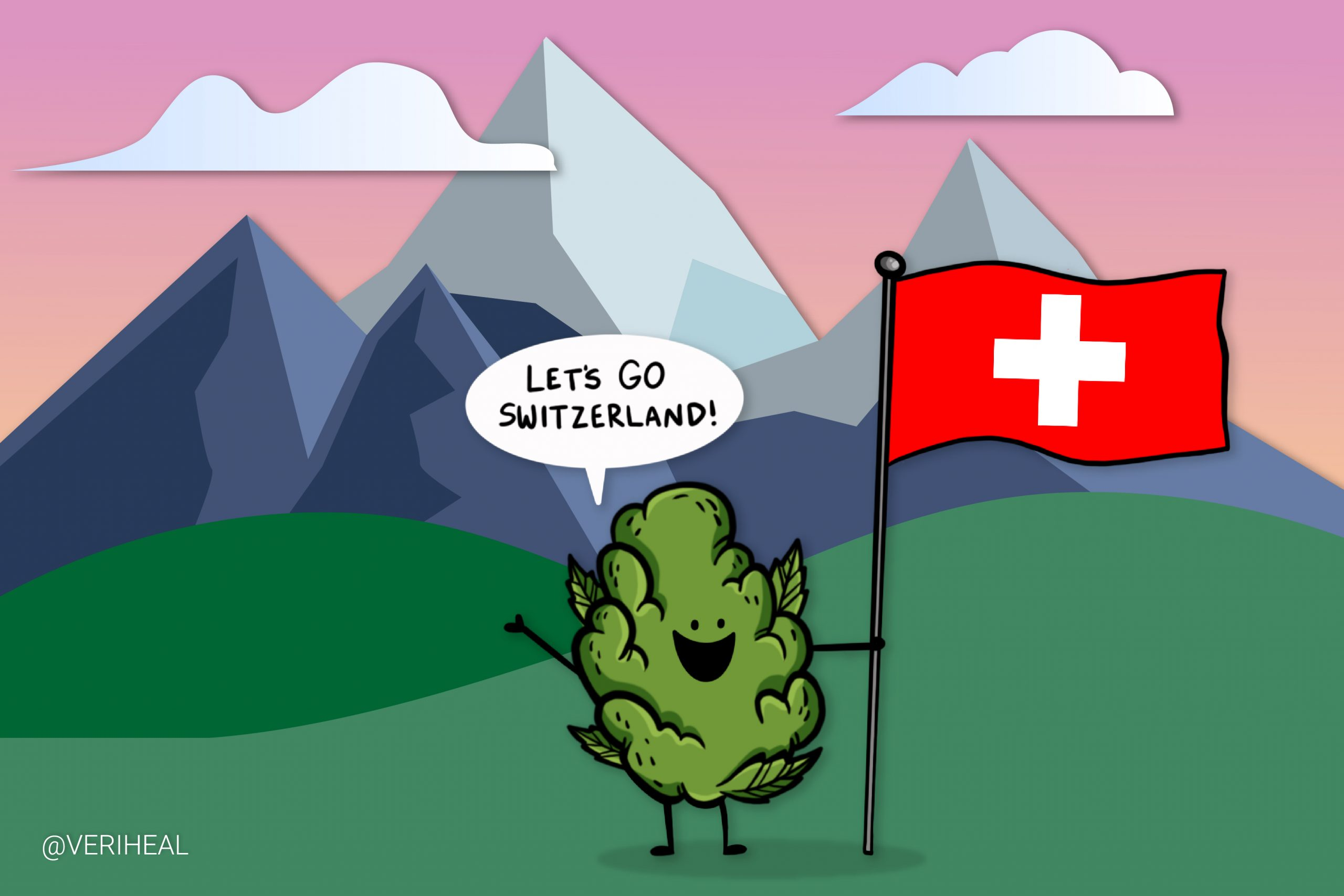 Switzerland Makes Way for Easier Access to Medical Cannabis