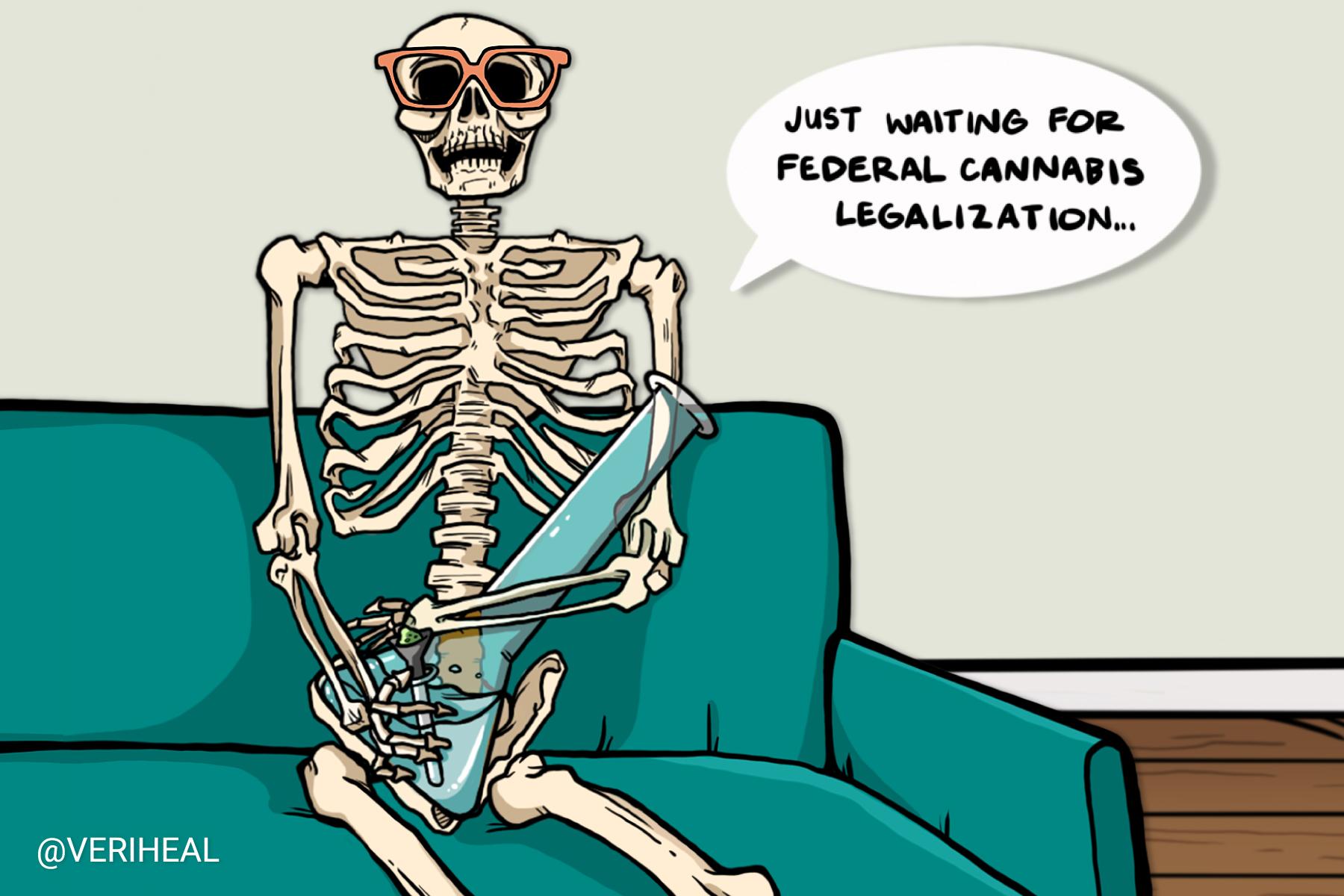 Chuck Schumer and Al Harrington Talk Federal Cannabis Legislation