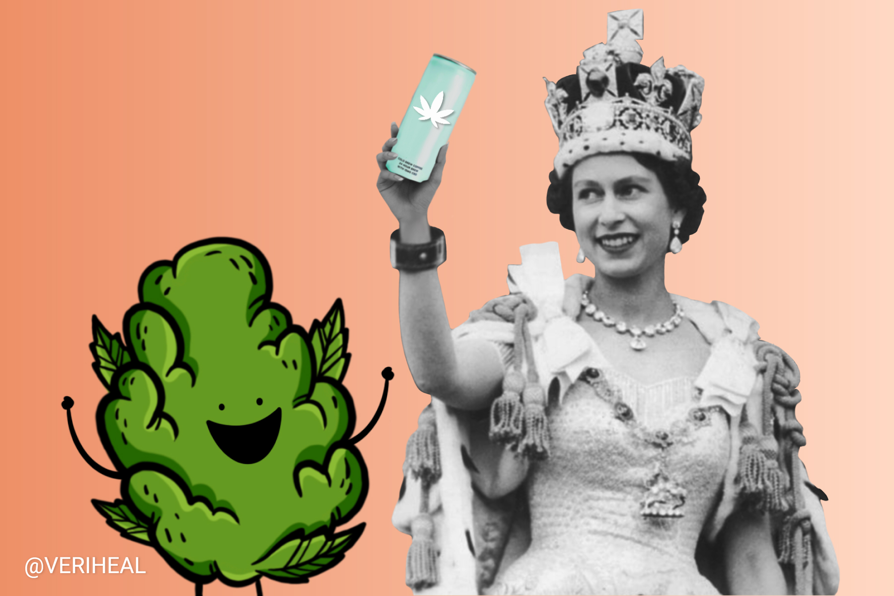 God Save the Queen and Her Stash of CBD