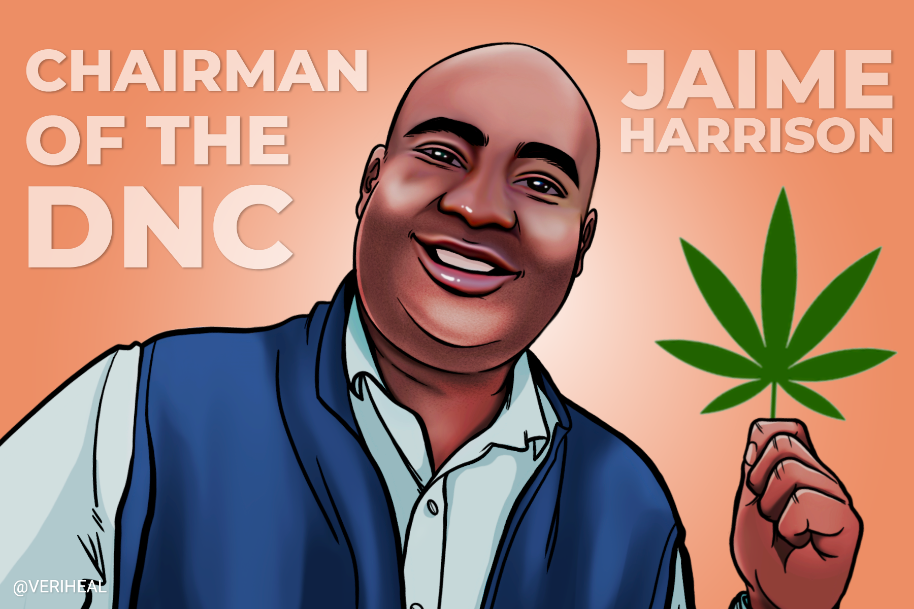 New Pick for DNC Leader Could Mean Great Things for Cannabis Reform