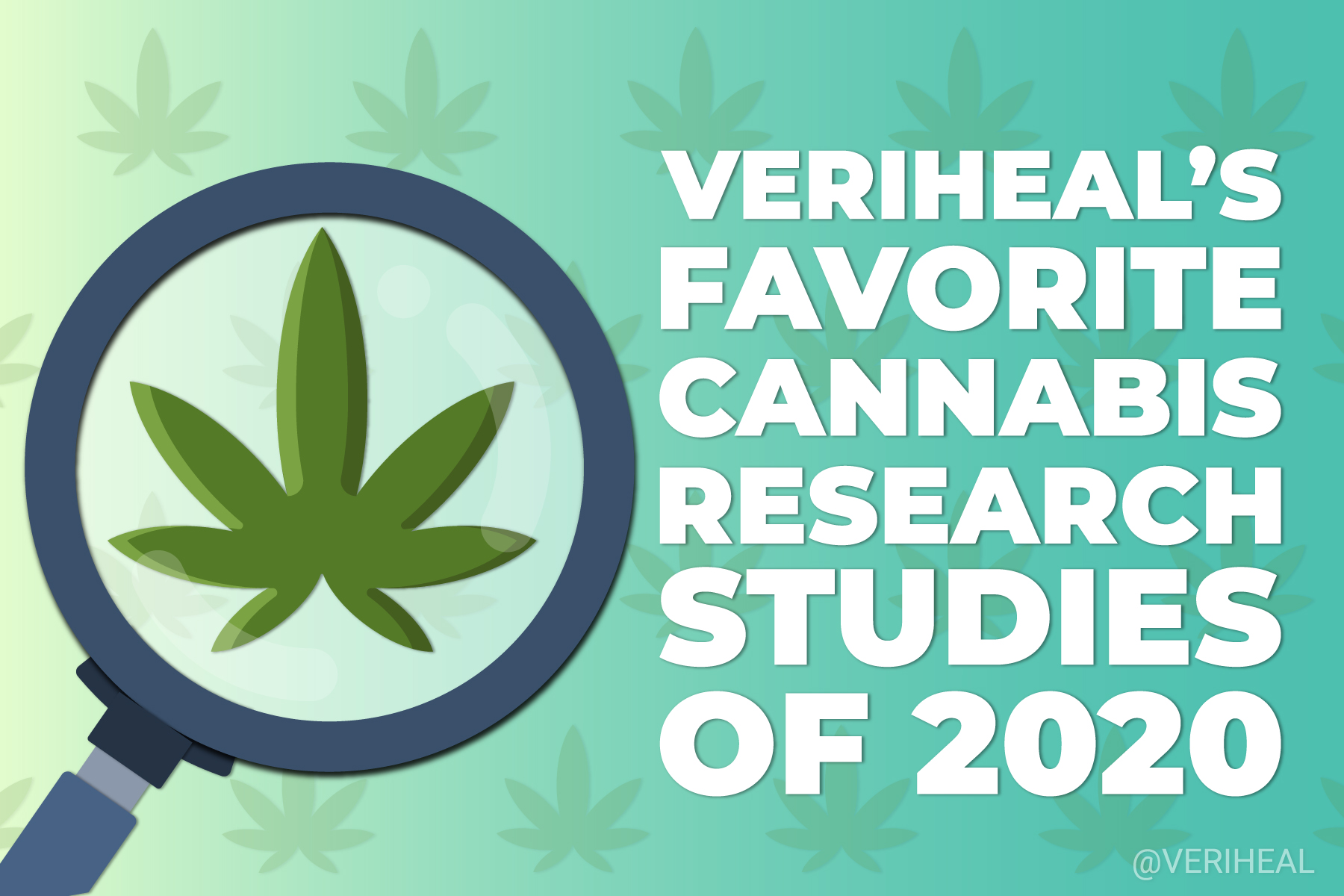 Veriheal's Favorite Cannabis Research Studies of 2020