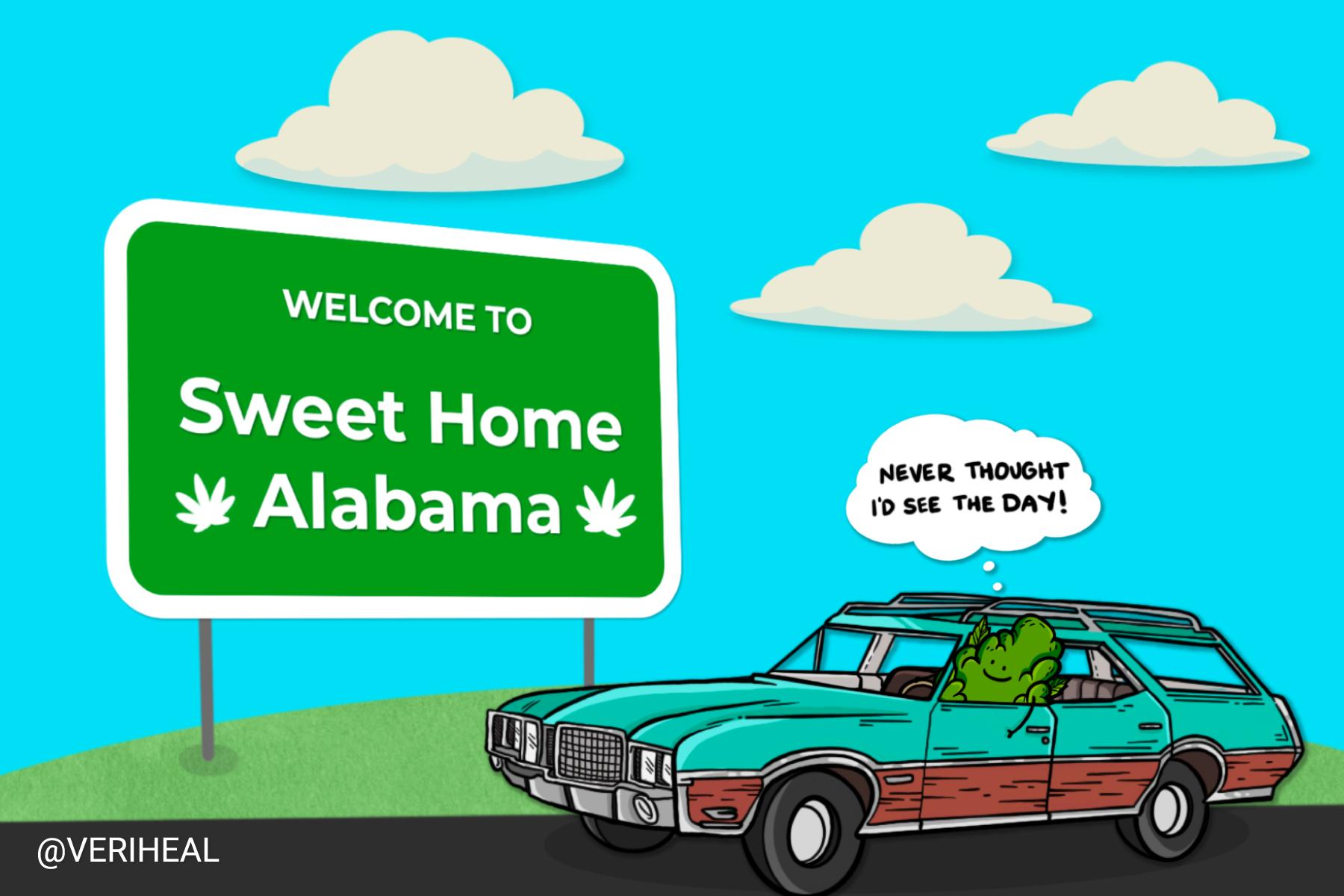 Alabama Medical Cannabis Legalization Might Soon Be on the Horizon