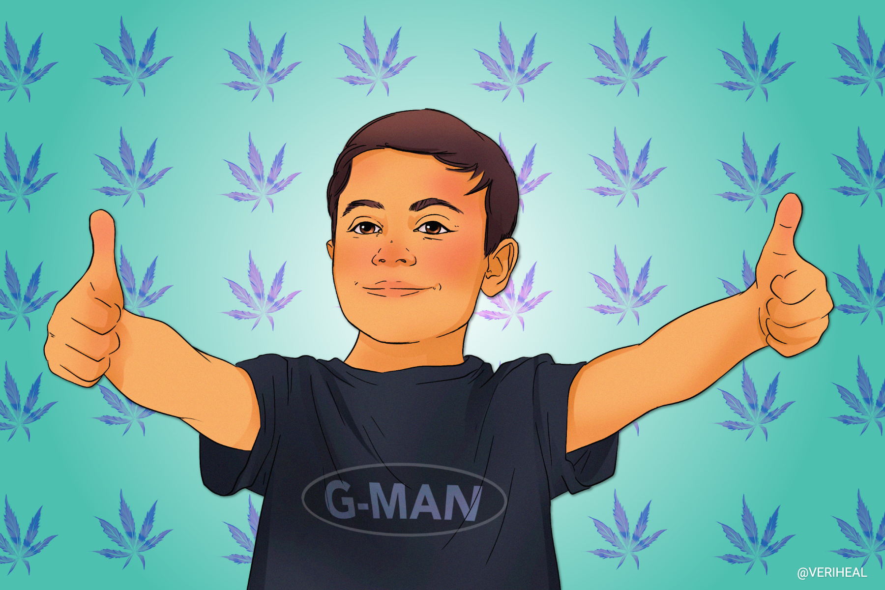 Cannabis Gives G-Man and Family a Dose of Hope
