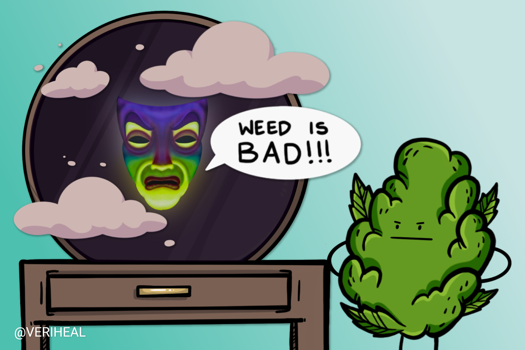 Removing the Smoke and Mirrors of Cannabis on Smoke and Mirrors Day