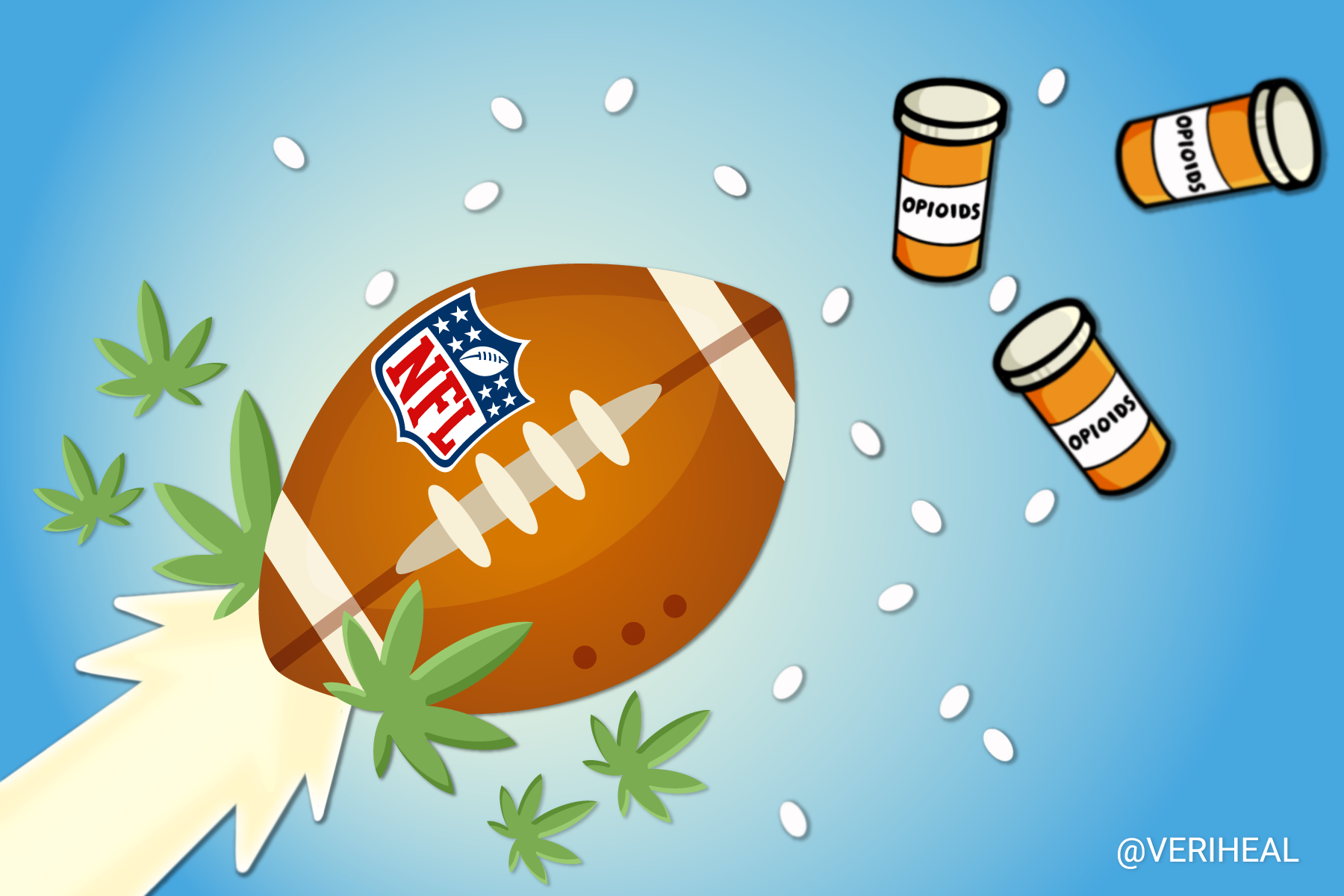 The NFL Considers Cannabis as an Alternative to Opioids for Pain Management