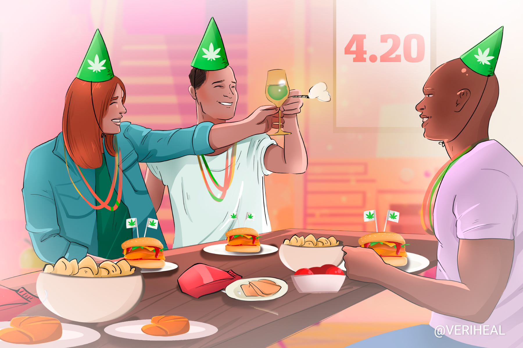 Laid-Back Ways to Celebrate 4/20 in a Pandemic Round 2
