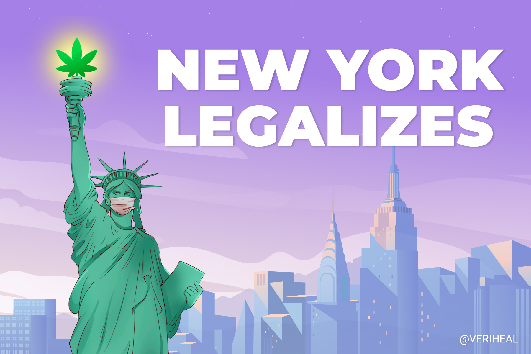 New York Embraces Cannabis Legalization and Public Consumption