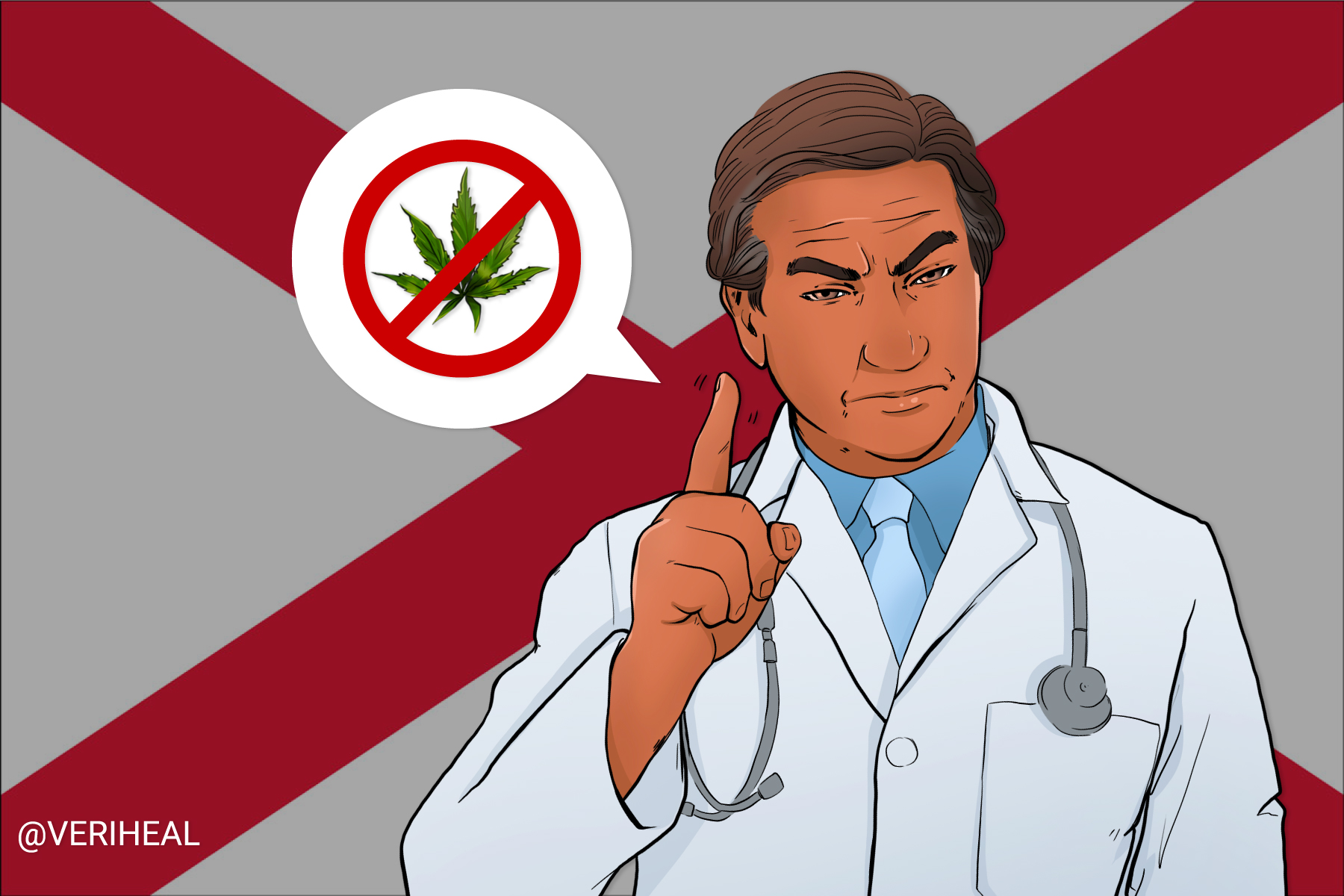 Alabama Legalization Gets Approved Despite Reefer Madness Among Doctors and Lawmakers