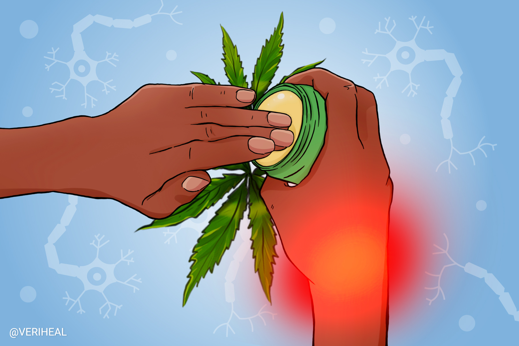 Can CBD Lotions and Creams Fix Nerve Pain and Damage?