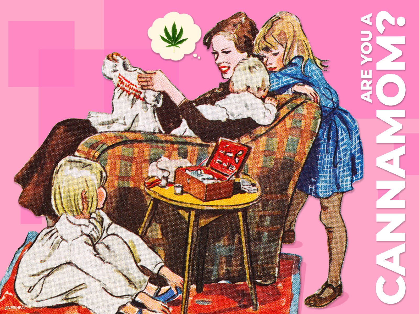 Cannamoms: How Cannabis Helps Them Through Motherhood