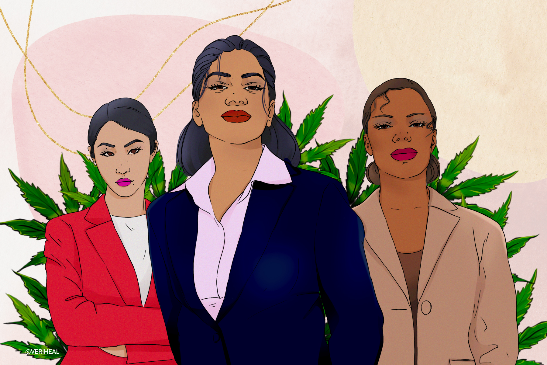 Recognizing Women of Color Shaping the Cannabis Space