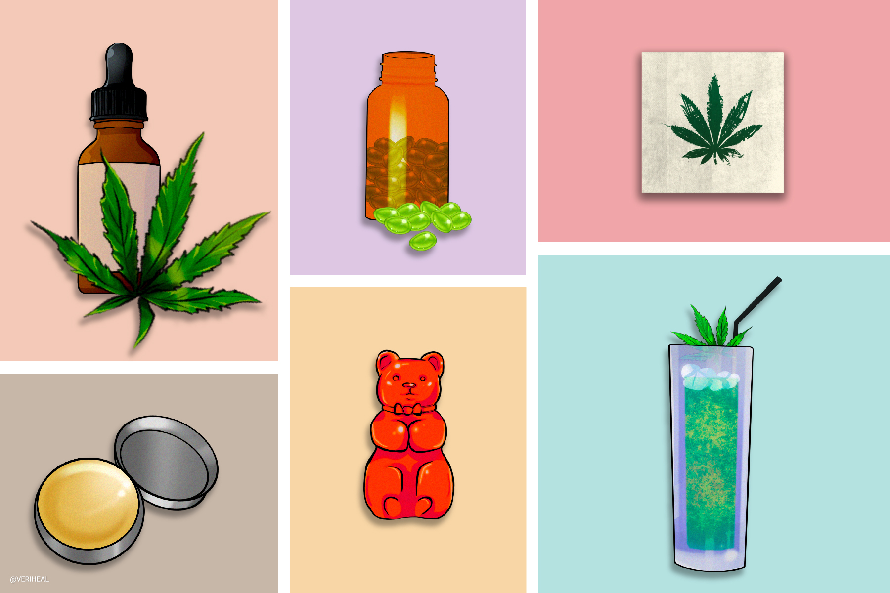 Six Things You Can Do With Cannabis Besides Smoking It
