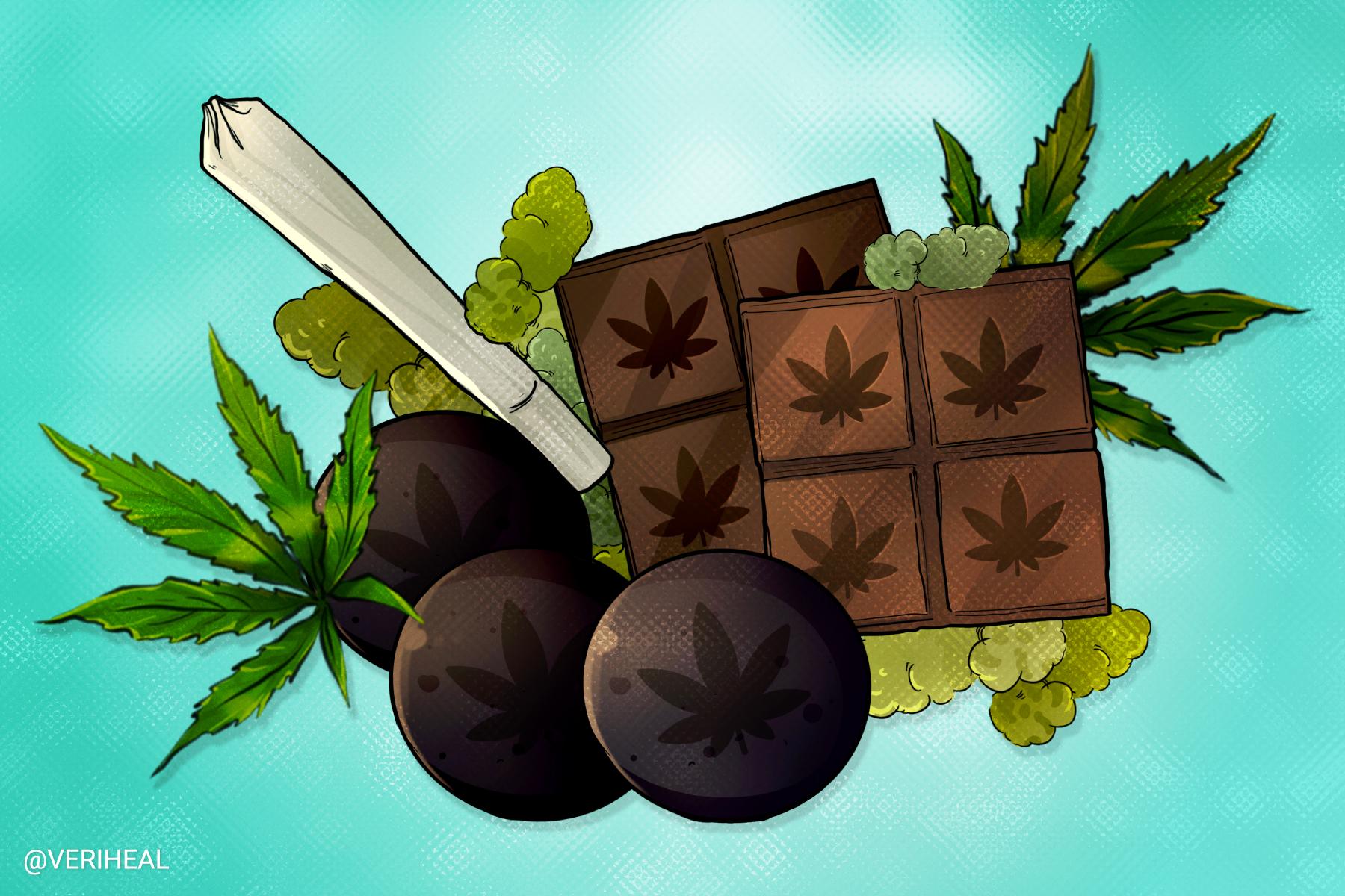 The Pros and Cons of Edible Marijuana vs Smoking