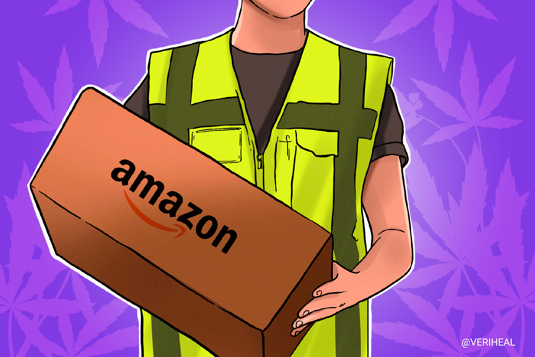 Amazon Offers Prime Support for Federal Cannabis Reform