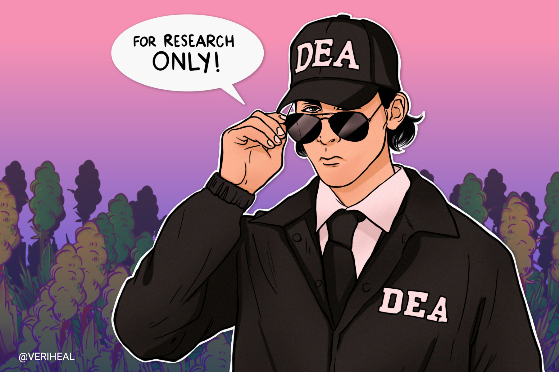 DEA Increases Access to Cannabis for Research Purposes