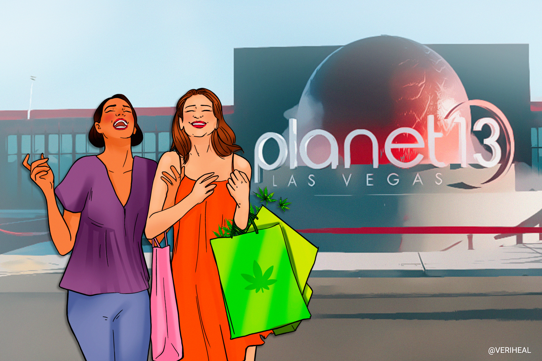 Introducing Planet 13: The Biggest Cannabis Dispensary Superstore