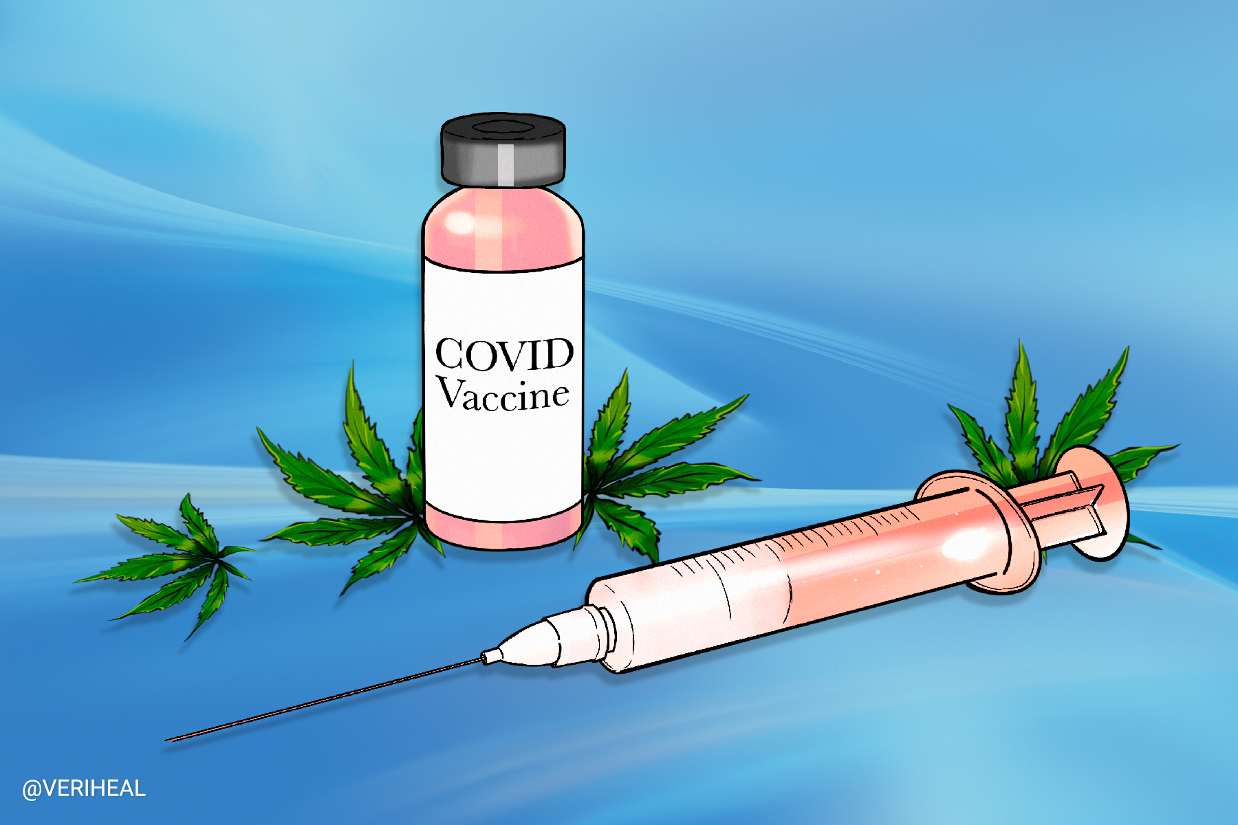 Tips for Cannabis Consumers Wary of COVID Vaccine Interactions