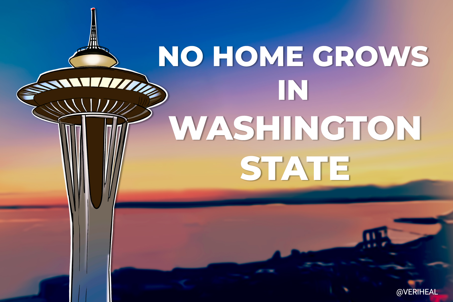 Laws Still Prohibit Cannabis Home Grows in Washington State
