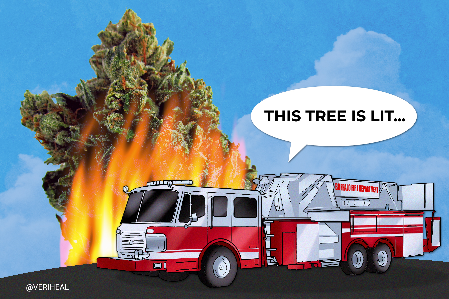 This Firefighter is Fired Up After Getting Fired for Medical Cannabis