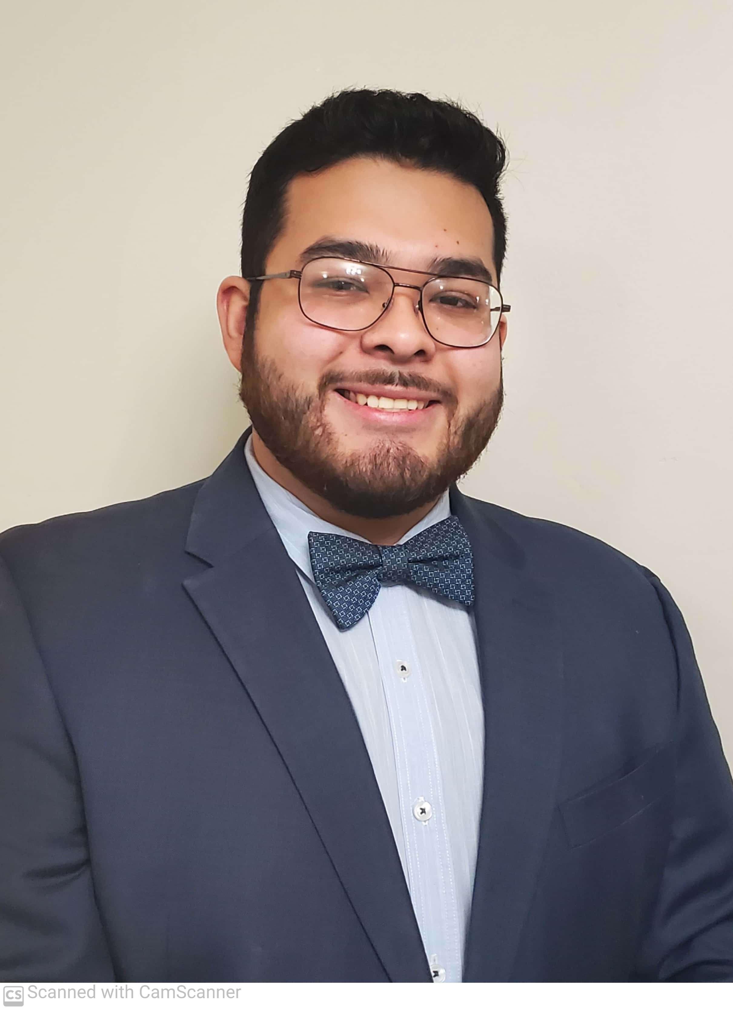 Veriheal Innovation in Cannabis Scholarship 2021 Winner Benjamin Sanchez
