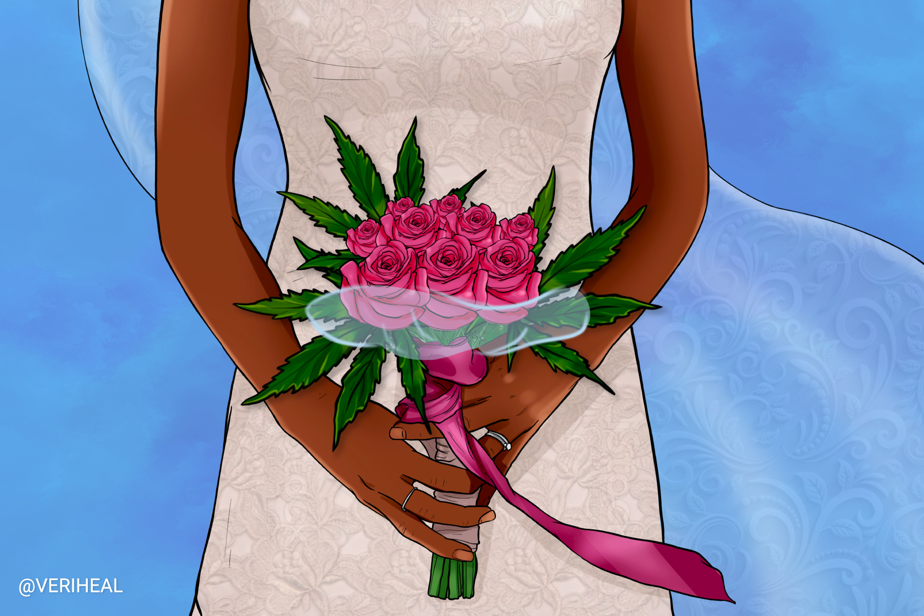 Cannabis-Friendly Weddings Are Becoming All the Rage