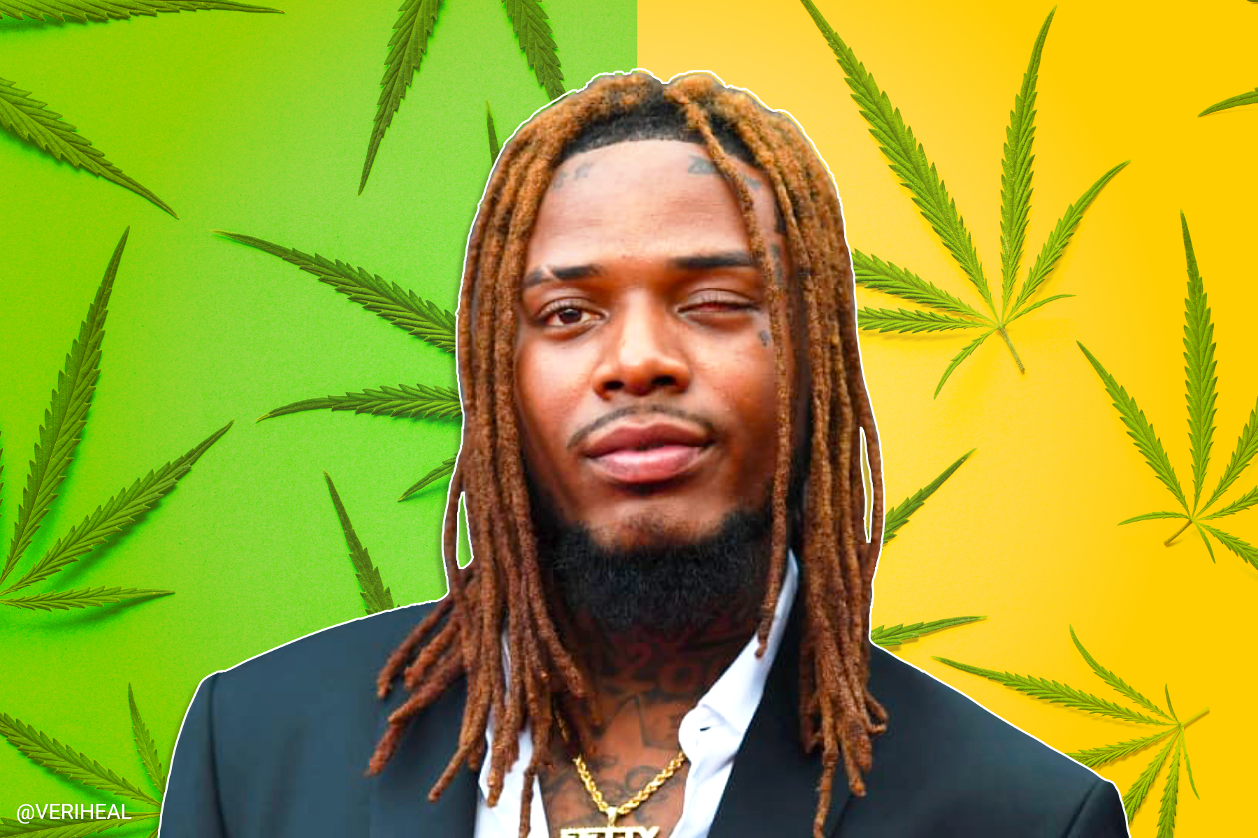 Fetty Wap on Cannabis Use and Dealing with Glaucoma