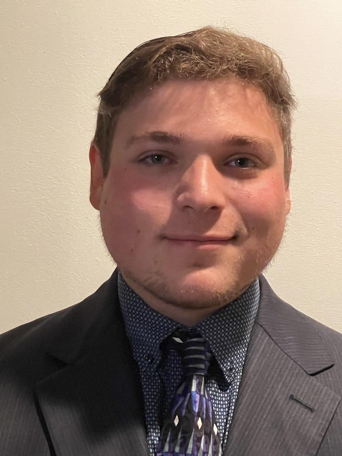 Veriheal Innovation in Cannabis Scholarship 2021 Winner Matthew Vogel
