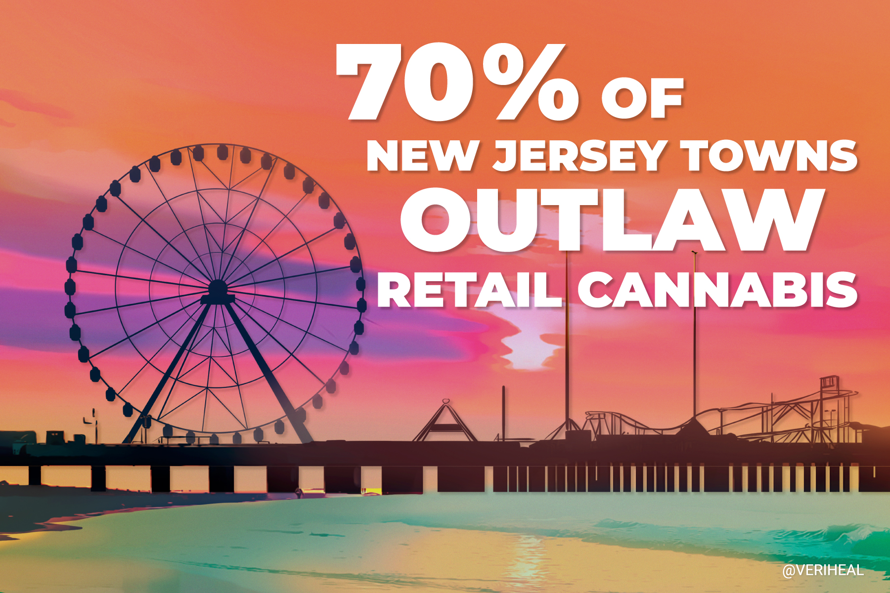 Over 70% of New Jersey Towns Outlawed Adult-Use Cannabis Retail Sales