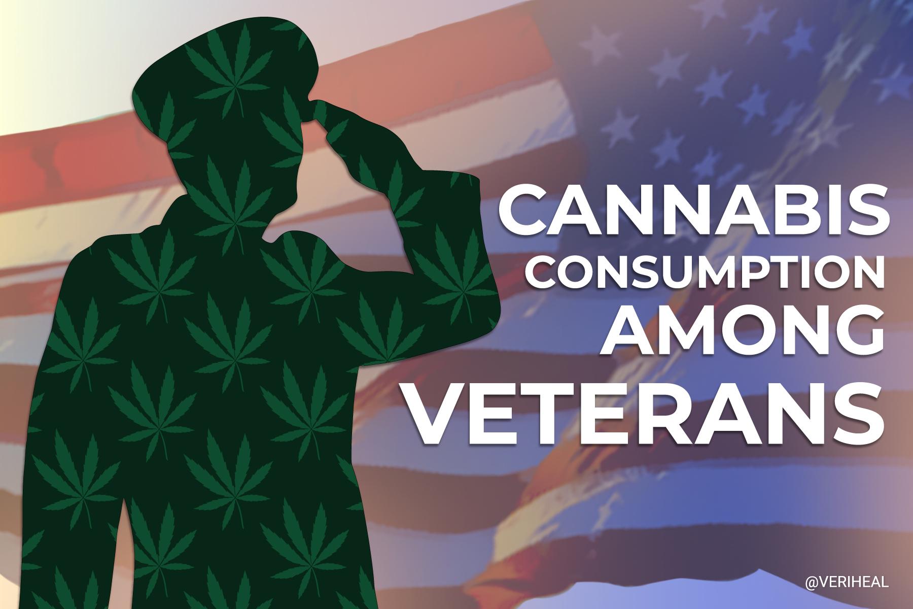 Researchers Study Cannabis Consumption Among Different Veteran Demographics