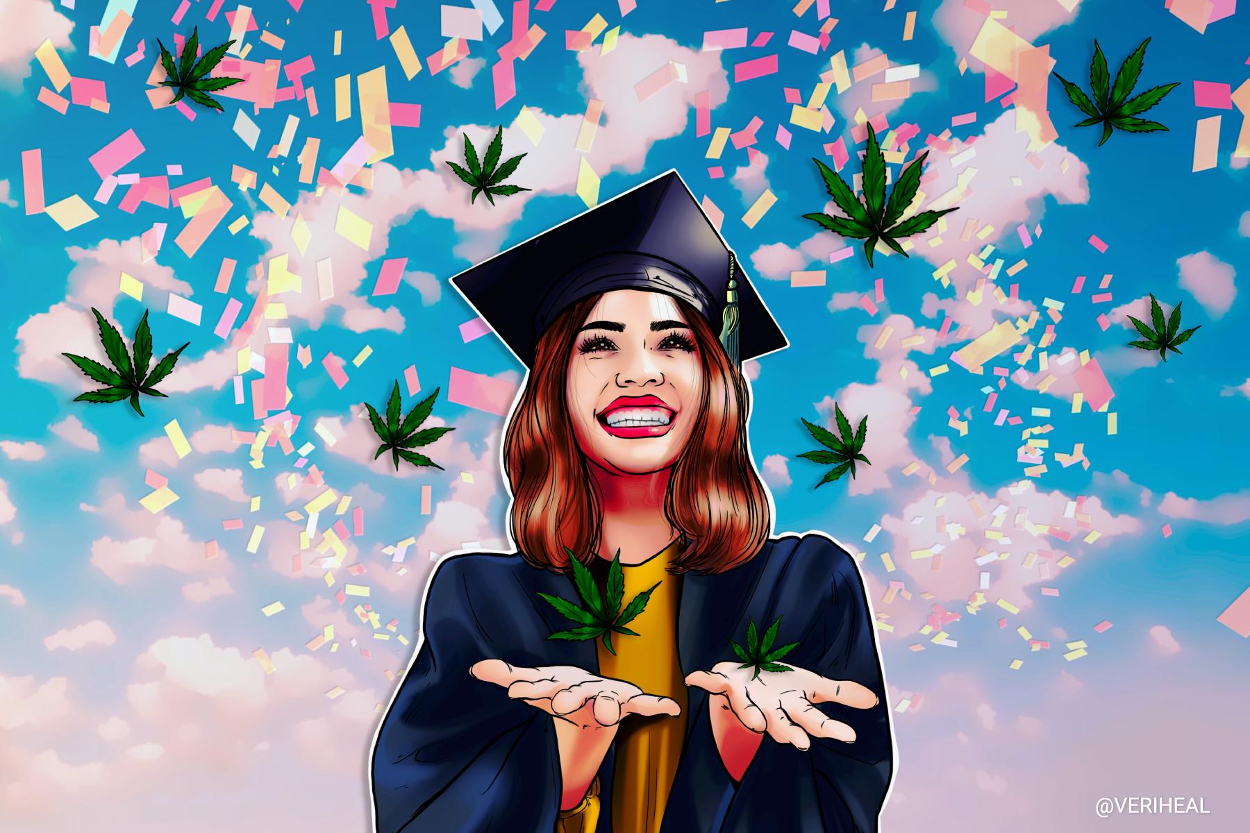 Veriheal's Innovation in Cannabis Scholarship 2021 Winners
