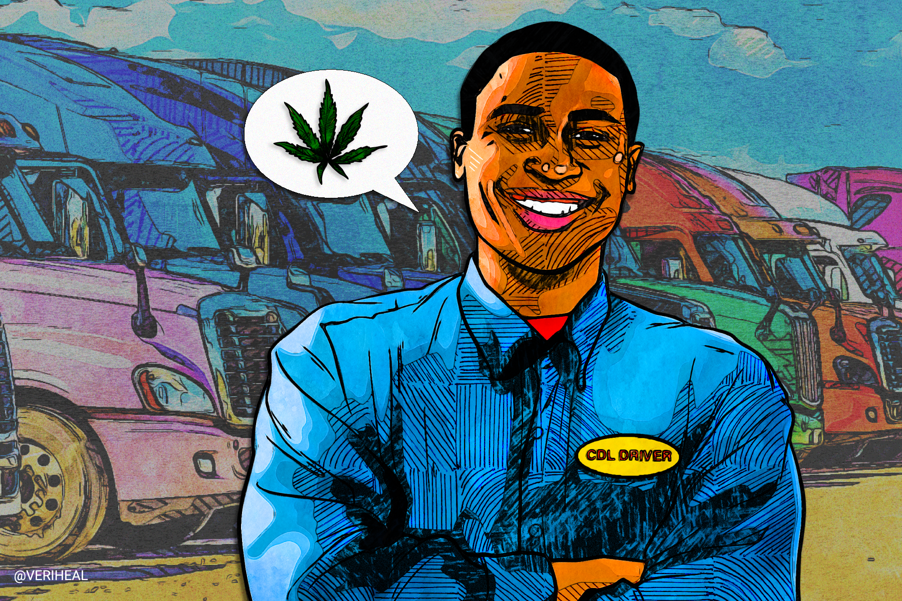 Commercial Drivers Are Embracing Cannabis Despite Risking Termination