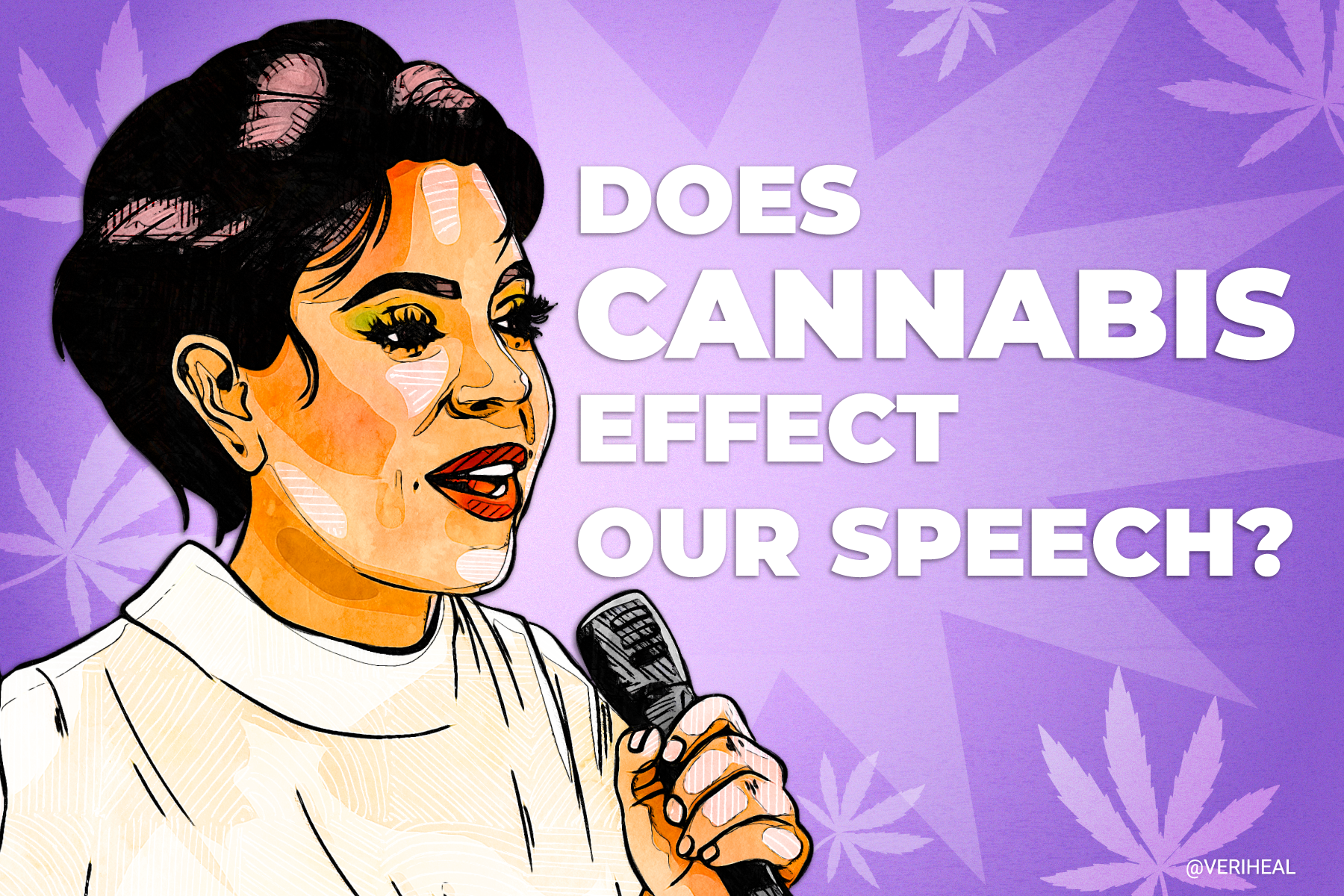 Does Cannabis Affect Our Speech? A New Study Weighs In