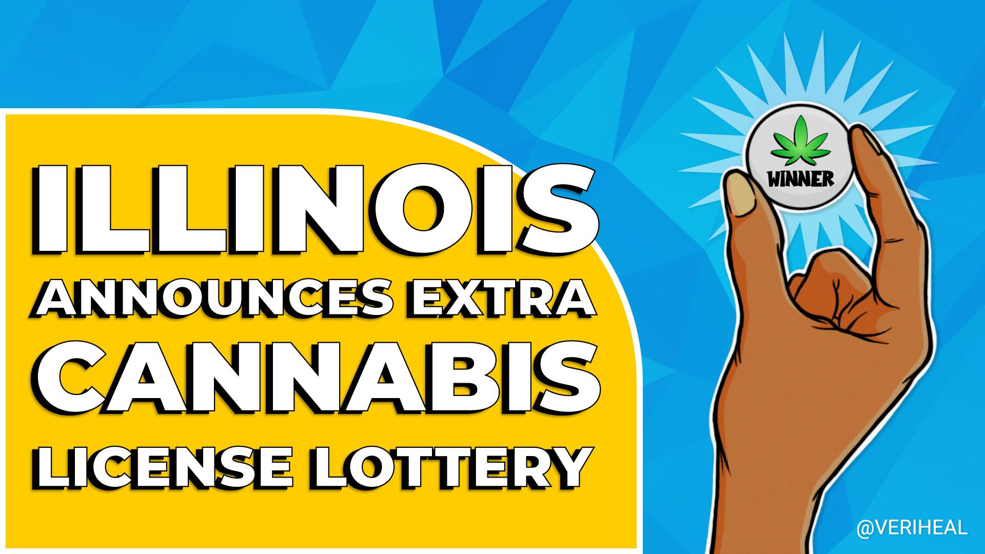 Illinois Announces Extra Cannabis License Lottery
