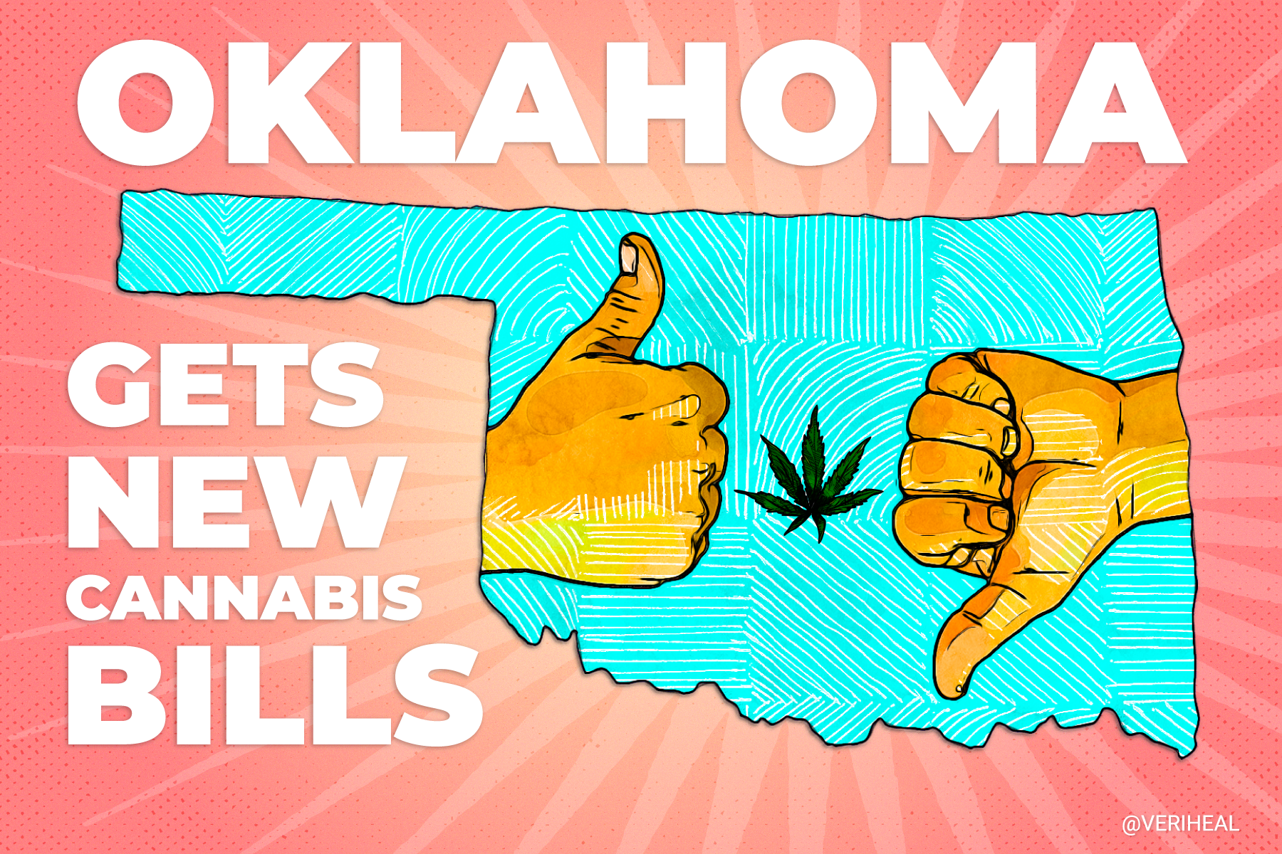 New Cannabis Bills Get Drafted in Oklahoma
