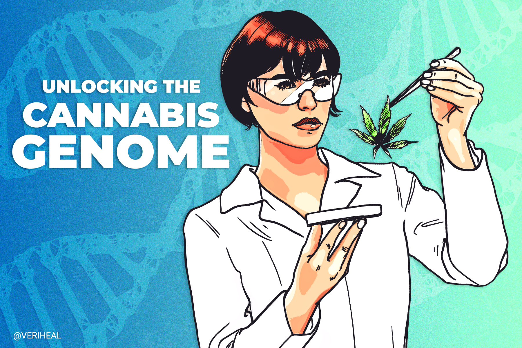 What Researchers Learned From Unlocking the Cannabis Genome