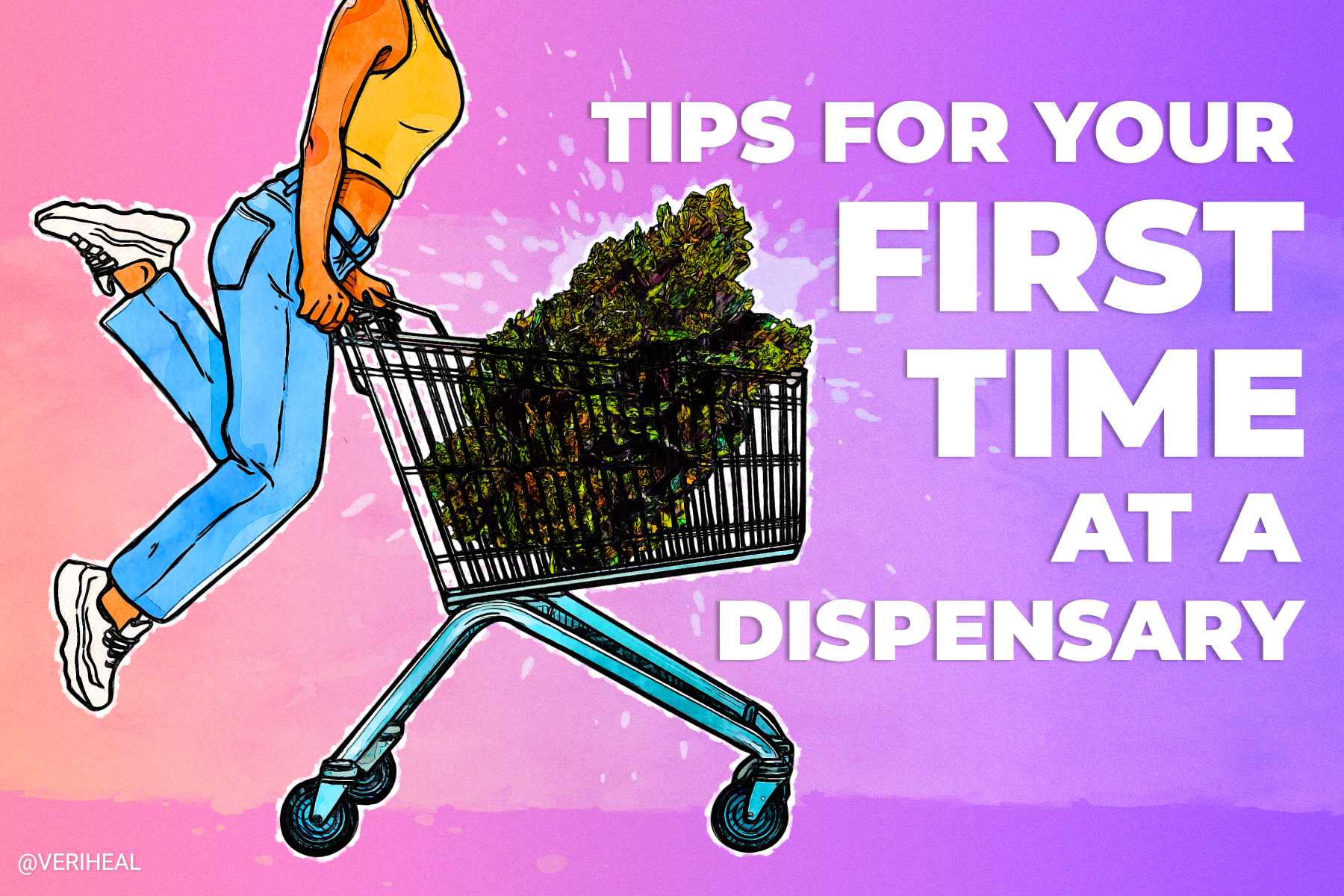 Shopping at a Dispensary for the First Time? Here Are 3 Tips