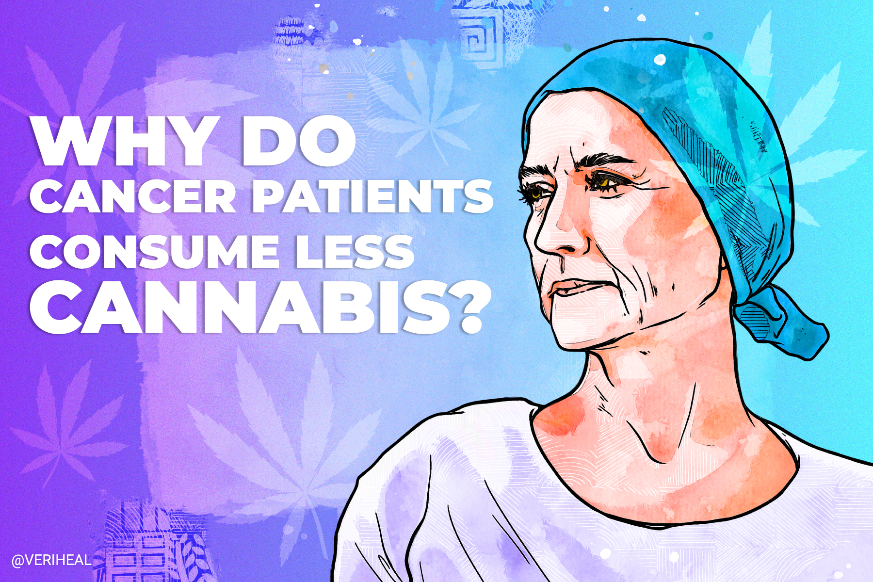 Study Finds That Cancer Patients Consume Less Cannabis Than the Public