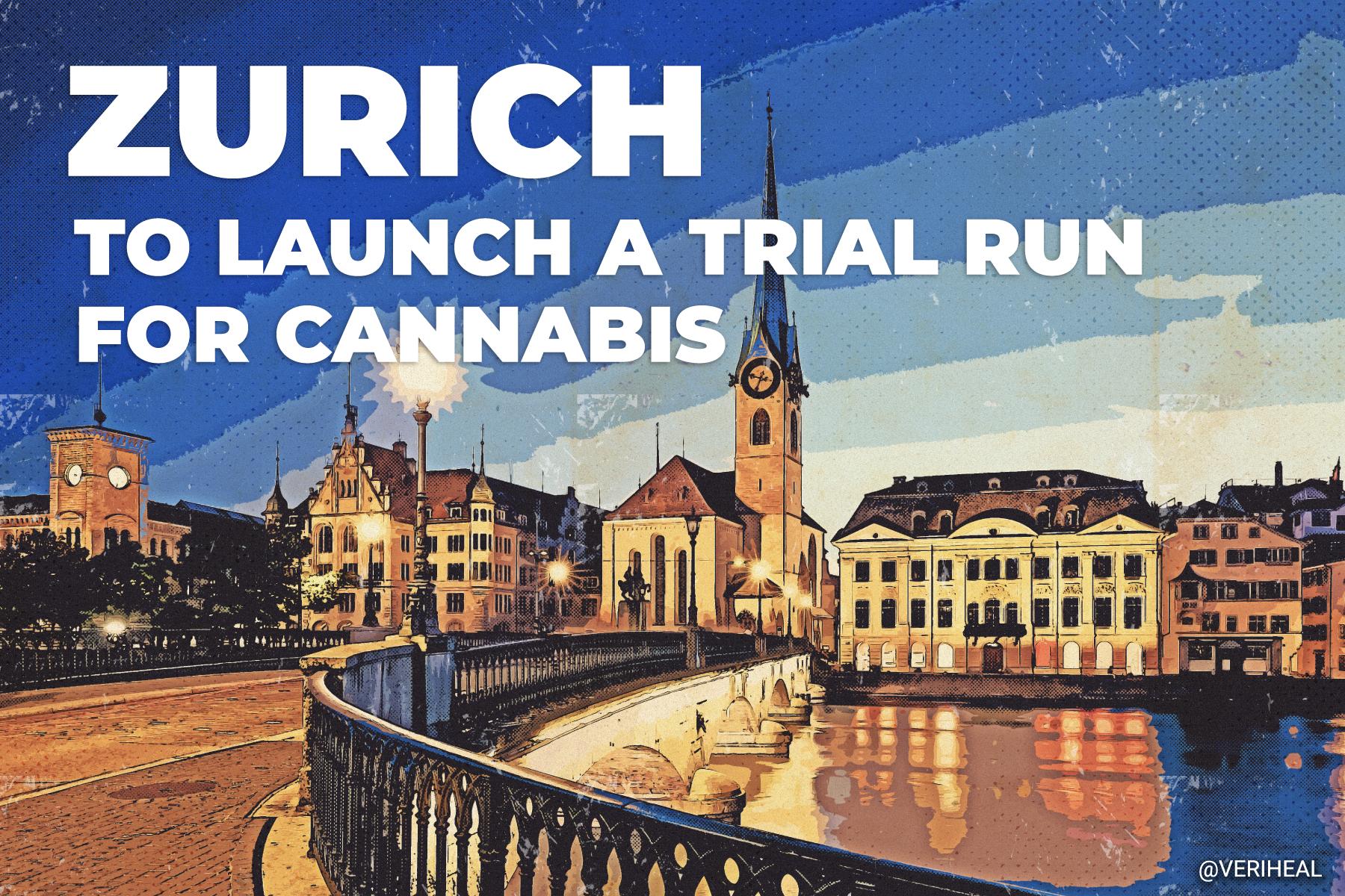 Zurich Is Launching a Trial Run for Recreational Cannabis
