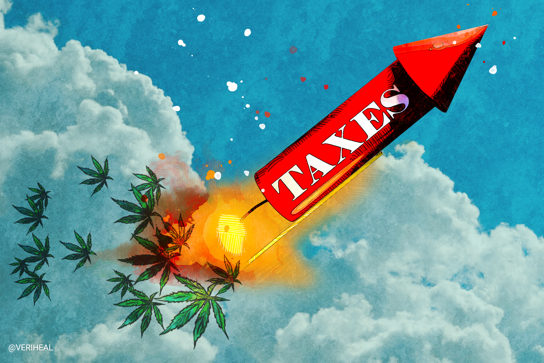 Colorado Will Vote on Increasing Cannabis Taxes To Fund Research and Education