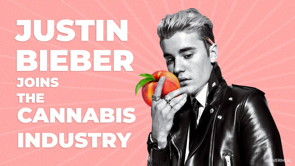 Justin Bieber Launches 'Peaches' Pre-Rolled Joints