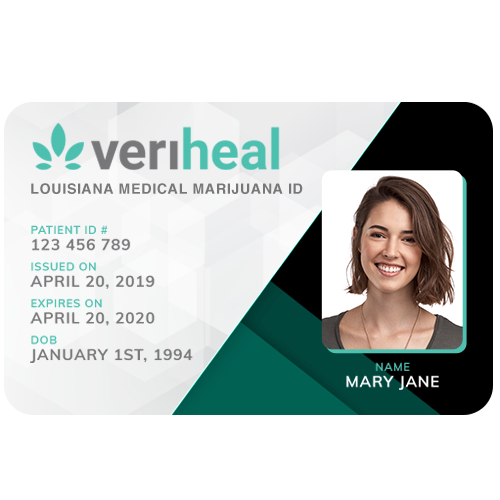 Louisiana-Medical-Cannabis-Card-From-Veriheal