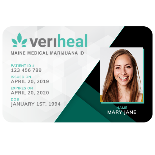 Maine-Medical-Cannabis-Card-From-Veriheal