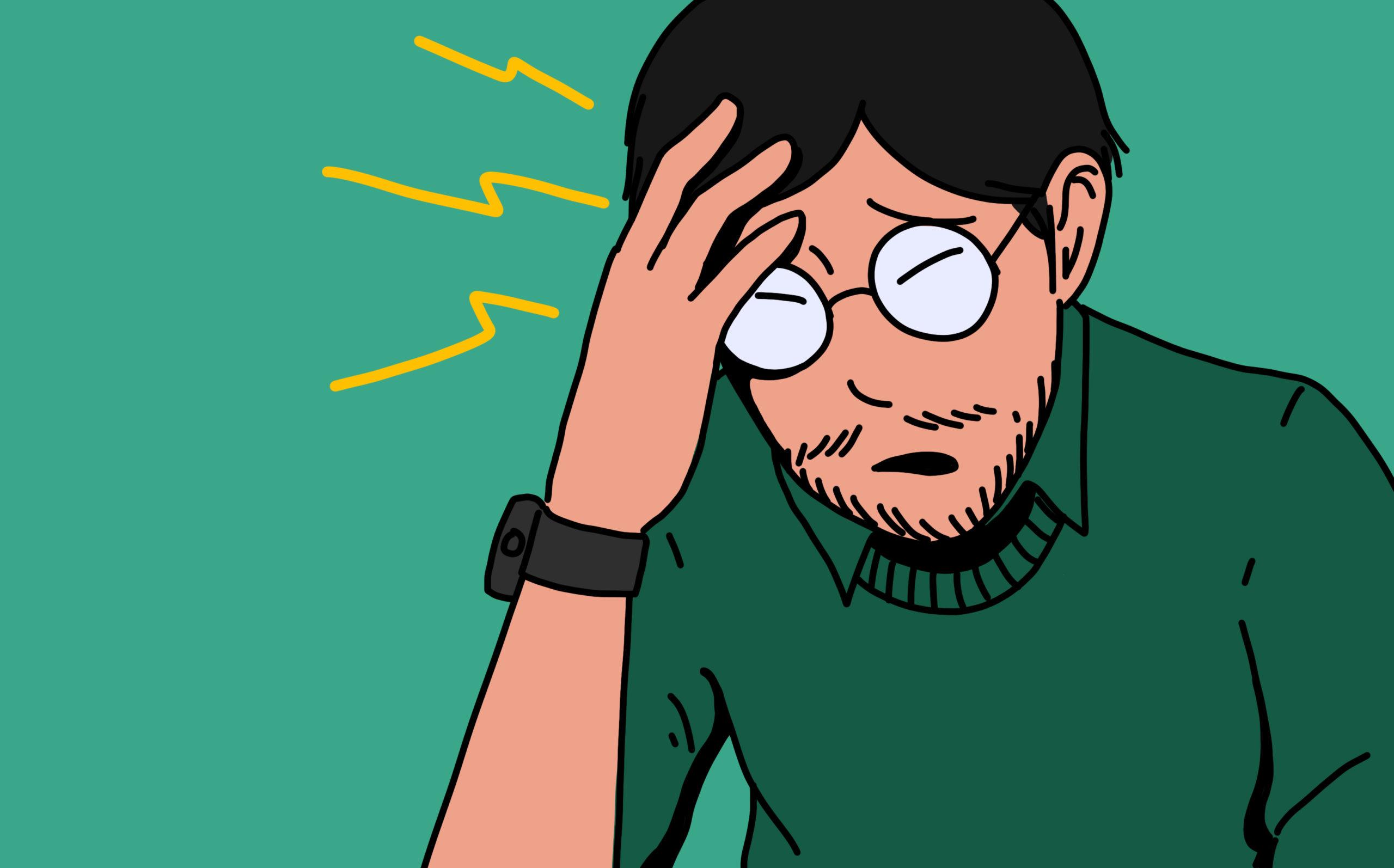 migraines graphic