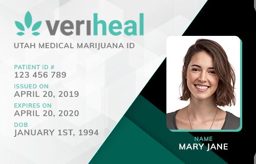 Utah-Medical-Marijuana-Card-Veriheal